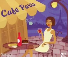 CAFE PARIS Pierre Roche,Tino Rossi,Charles Trent 2 CD NEW+
