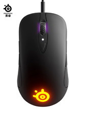 BLACK SteelSeries Sensei Ten Wired Optical Gaming Mouse 18,000 CPI