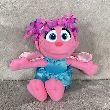 Fisher Price Sesame Street Abby Cadabby Plush Stuffed Animal