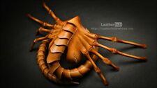 Alien Xenomorph Facehugger Leather Face Mask & Kit