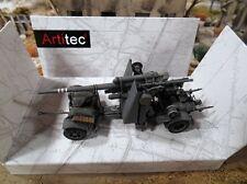HO Roco Minitanks 6th Panzer Army 88mm Artillery Gun Custom Detailed #A268