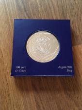 Piece 100€ Hercule Argent - 2012