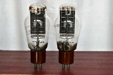 Pair (2) Shuguang 300b Vacuum Tubes Audio Note Amplifier Modest Use