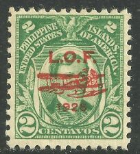 U.S. Possession Philippines Airmail stamp scott c18 - 2 cent issue 1928 mnh - #2