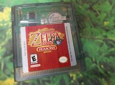 G3 The Legend of Zelda: Oracle of Seasons - Game Boy Color