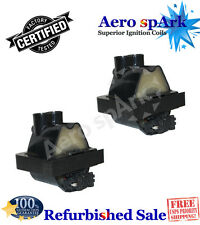 Refurbished Ignition Coils of 2 Pack For Chevy Olds Buick Pontiac 2.3L L4 2.4