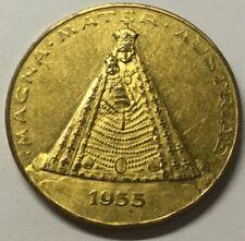 M3793 - Wallfahrtsmedaille 1955 Maria Zell 1157-1957 Basilika Magna Mater