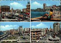 ÄGYPTEN Egypt Postcard ~1960/65 Alexandria Souvenir Mehrbild-Postkarte ungelauf.