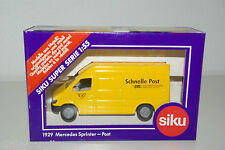 SIKU 1929 MERCEDES BENZ SPRINTER POST SCHNELLE VAN MINT BOXED