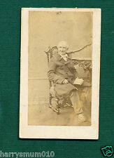 Photograph CDV cabinet card Reverend Gravely Lansdown area  PA1