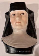 Hummel Goebel Figurine Nun Bust Sister Mj Hummel #3 Collector Club