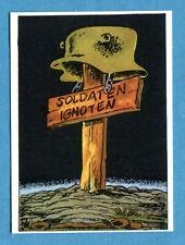 [GCG] STURMTRUPPEN - Corno 1977 - Figurina-Sticker - n. 80 -New