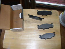 1976 TO 1984 VW FRONT DISC PADS, RABBIT, JETTA & MORE