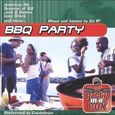 DJ R2 PARTY IN A BOX BBQ PARTY CD