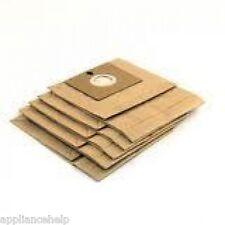 Bush bc-402 bc-501 Hoover Aspiradora Bolsas de filtro de papel Pack con 5