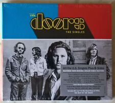 THE DOORS THE SINGLES 2CD + BLU RAY SEALED