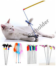 Wholesale Lot of 48 For Pet Cat The Dangle Rod Roped Funny Fun Play Playing