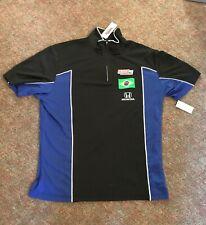Indy Car Honda Racing Shirt - New w/ tag - Size Large - Brazil - Helio