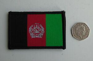 Afghanistan National Army British Advisor Arm Badge