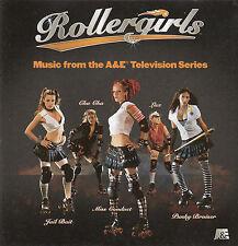 Rollergirls-2006-TV Series USA-Original Soundtrack-12 Track-CD