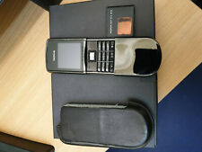 Nokia 8800 Sirocco Edition - Dark (Unlocked) Cellular Phone