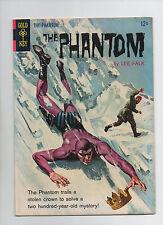 The Phantom #13 - Gold Key - (Grade 8.0) 1965