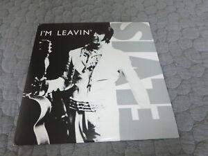 Elvis Presley - I'm Leavin' (white label)