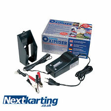Rotax Max / X30  Genuine Oxford Oximiser Battery Charger / Go Kart -Nextkarting