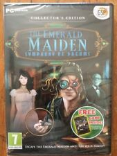 The Emerald Maiden Symphony of Dreams - PC DVD - New & Sealed
