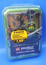 Blu Oceano Lego Ninjago Serie 3 / Stagno Scatola Verde/Figura + Oro +