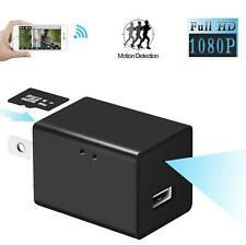 AHD Hidden Spy Camera with Motion Detection,1080P with WiFi Surveillance Spy Cam
