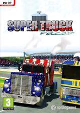 Computer PC GIOCO SUPER TRUCK RACER CAMION CORSE NUOVO