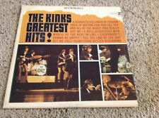 The Kinks Greatest Hits - 1971 - RS - 6217 Orange Label