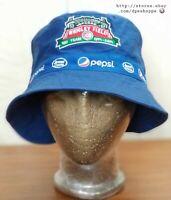 MLB Chicago Cubs Baseball Bucket Hat Cap 100 YRS Wrigley Field SGA Pepsi 2014