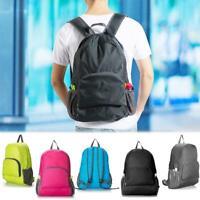 Men Women Travel Sport Bag School Zipper Laptop Shoulder Backpack Camping Hiking