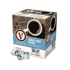 Victor Allen's Coffee K Cups, Donut Shop Single Serve Medium Roast Coffee 200 Ct