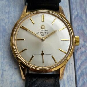 Vintage Omega Seamaster 30 Men's Watch