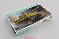 Trumpeter 1/35 09540 Sd.Kfz.181 Tiger I Late Production w/Zimmerit