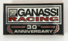 CHIP GANASSI 30 YEARS PIN