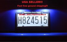 2005 2006 2007 2008 2009 Mustang White LED License Plate Lights Bulbs 194 LED