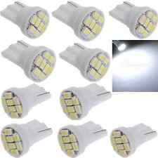 10X T10 8-SMD 3020 LED Car Wedge Side Light Lamp Bulb 175 501 194 2825 921 168