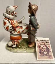 Norman Rockwell Figurine Circus From 1975