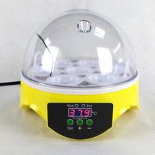 7 Egg Incubator Digital Fully Automatic Mini Egg Hatching Turning Machine