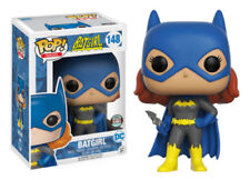 Funko - Pop Vinyl - DC Classic Silver Age - Batgirl (Blue) Exclusive 148