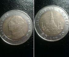 Thailandia moneta bimetallica