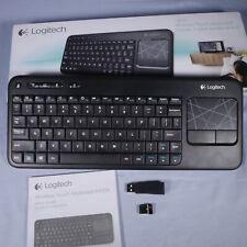 Logitech K400r Wireless USB Keyboard/Touch Pad