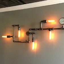 Vintage Industrial Style Réglable WALL LIGHT METAL NET Cage Wall Lantern M0085