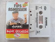 FIPS Asmussen-umorismo senza frontiere-Ariola Express MC CASSETTA mi hai interrotto