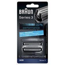 Braun 32B Cassette Foil / Cutter Heads Series 3 3040 3040s 340s-4 320s-4 330s-4