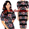 Dolce & Gabbana Floral Needlepoint Baroque Tapestry Black Lace Insert Dress